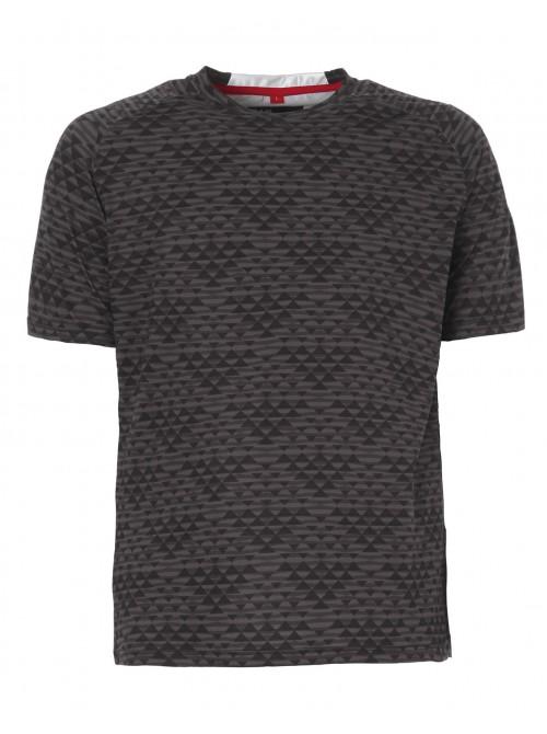 Camiseta SLAM Dogan color carbono. Slim Fit.
