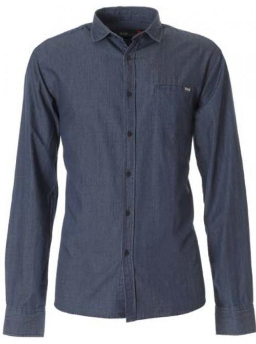 Camisa Slam Albenga azul marino