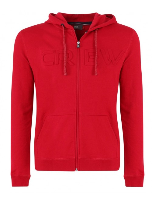 Sweatshirt Slam Rewind red colour