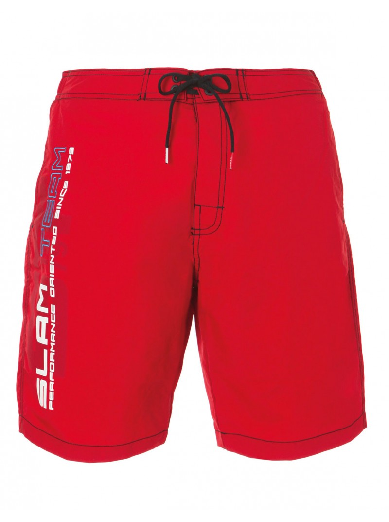 Swimsuit Slam Freedom red colour