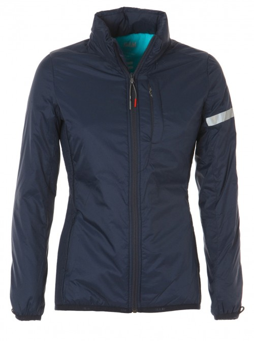 Jacket Slam Blow Woman Evo (MRW) navy colour