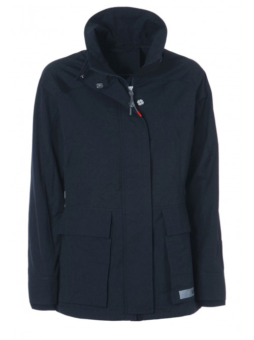 Jacket Slam Genny navy colour