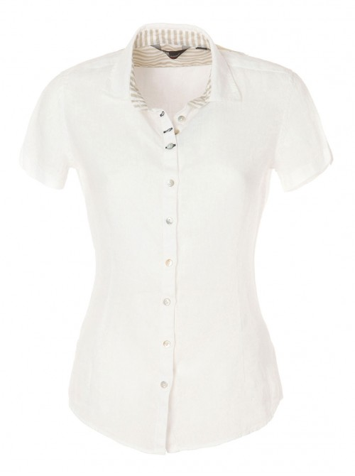 Shirt Ondina white colour