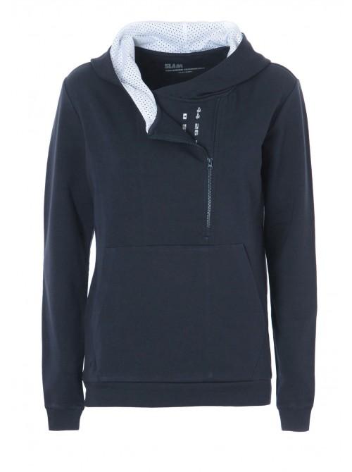 Sweatshirt Moonthe navy colour