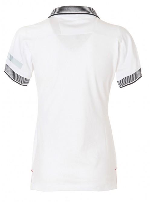 Polo Slam Diamante color blanc