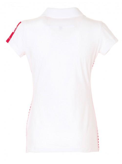 Polo Slam Vanilla color blanc