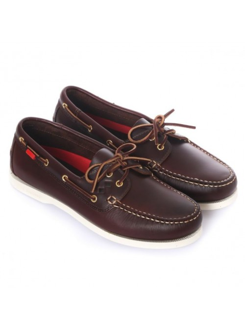 Nautical Shoe SLAM Prince brown colour