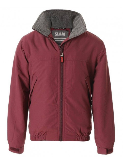 Chaqueta Slam Winter Sailing burdeos
