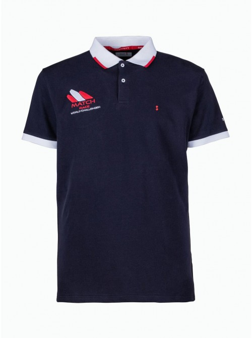 SLAM Polo C77 navy colour