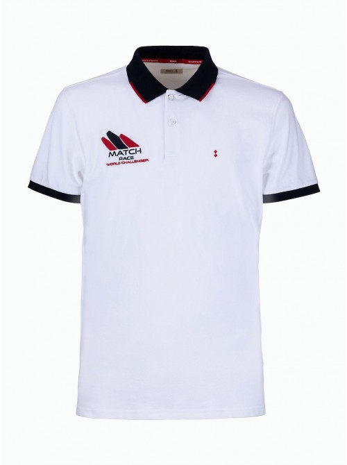 SLAM Polo C77 white colour