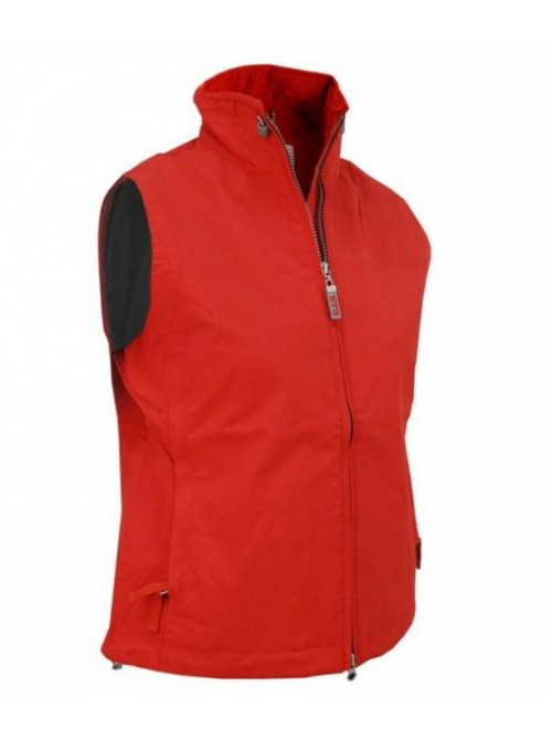 Vest Slam Summer Sailing Woman red colour