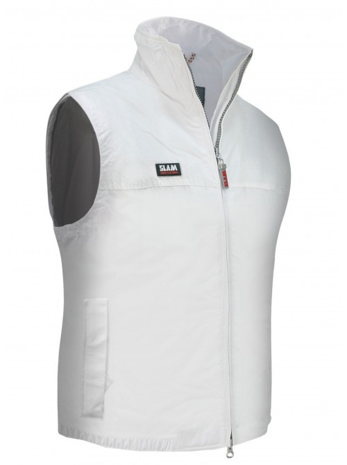 Vest Slam Summer Sailing Woman white colour