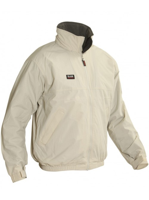 Jacket Slam Winter Sailing ice back