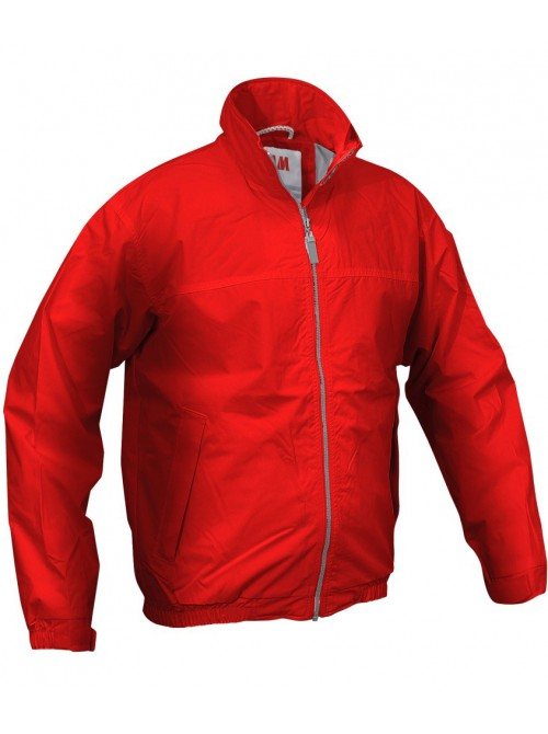 Jacket Slam Summer Sailing red back