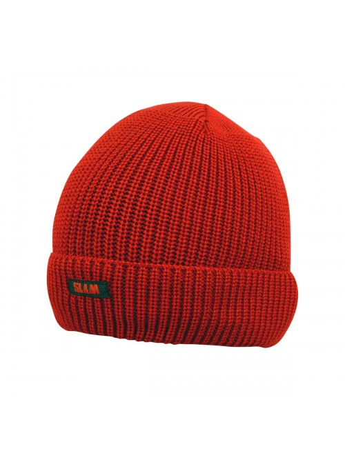 Hat Slam wool red