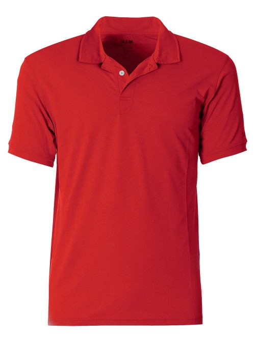 Polo Slam Paterson red
