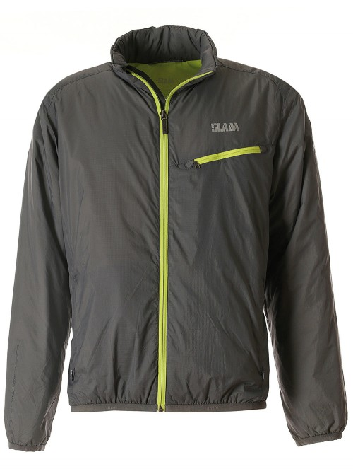 Jacket Slam Hooded Blow Anthracite