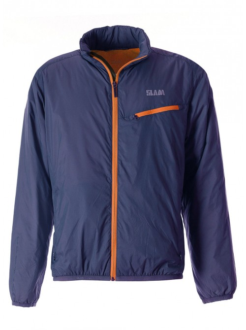 Jacket Slam Hooded Blow New Royal Blue