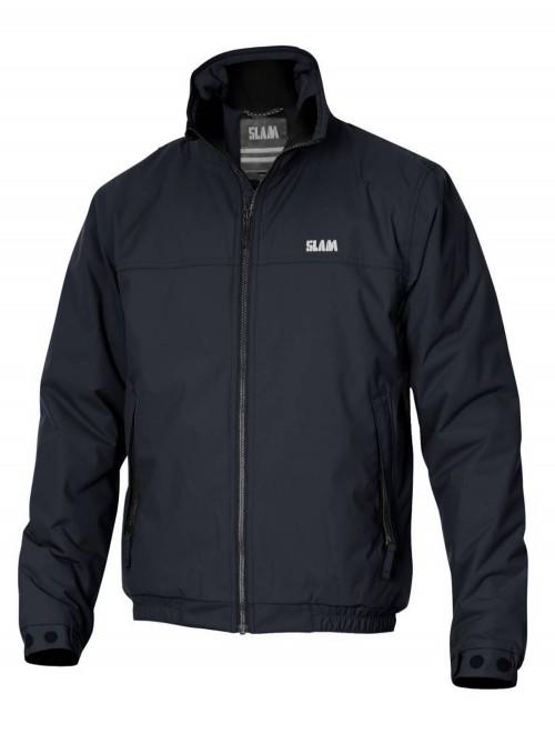 Jacket Slam Sabaya Winter ocean blue