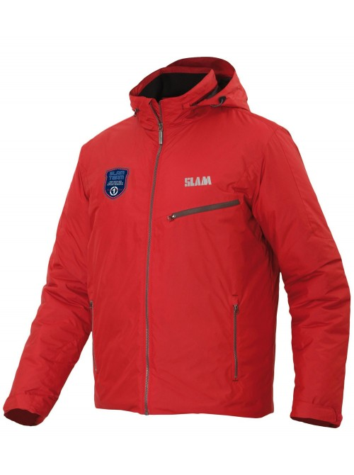 Jacket Slam Bowen red