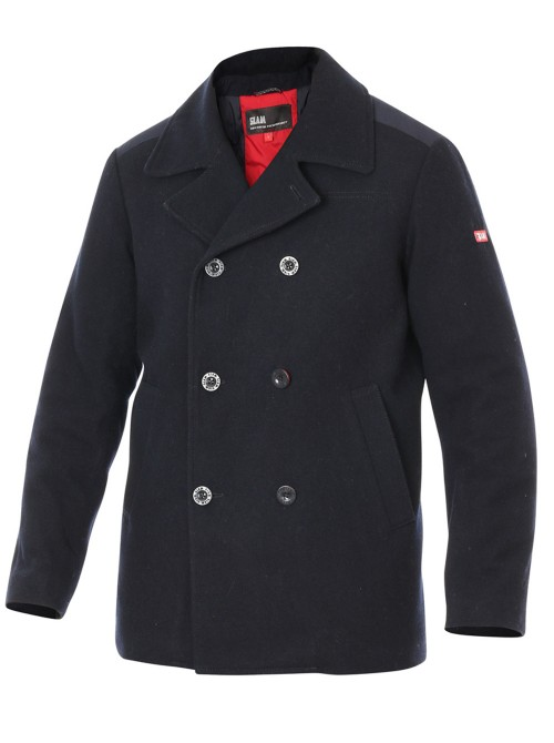 Jacket Slam Amburgo navy blue