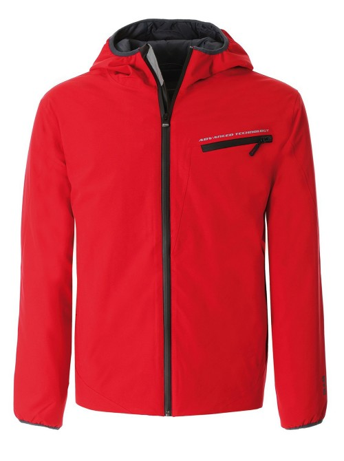 Jacket Slam Doohan ocean red