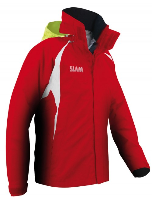 Jacket SLAM Force 1 red