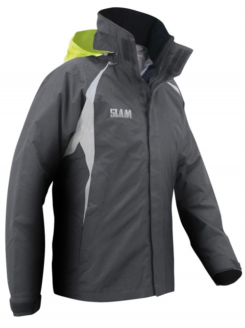 Chaqueta SLAM Force 1 steel