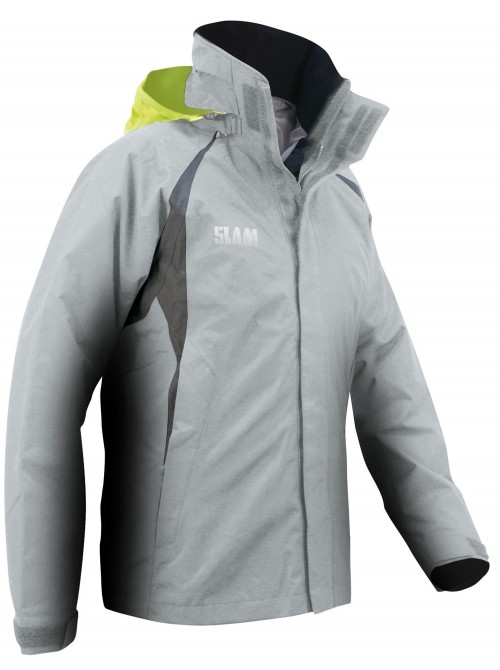 Jacket crew boat SLAM Force 1 gray