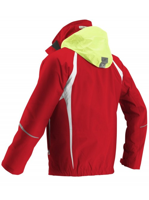 Jacket SLAM Force 2 red