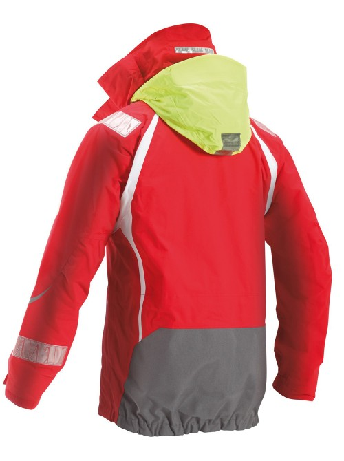 Jacket SLAM Force 3 red
