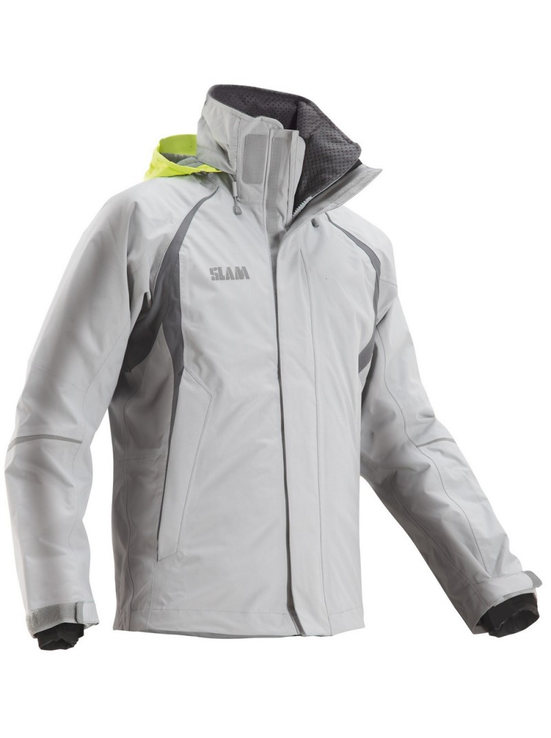 Jacket SLAM Force 2 gray