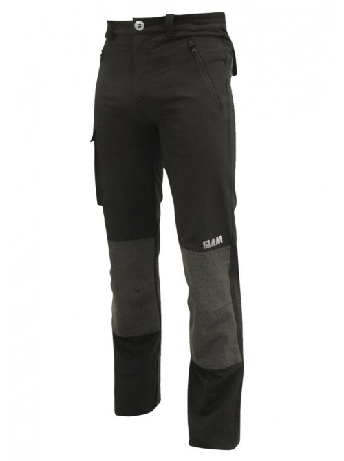 Pantalón técnico SLAM color negro