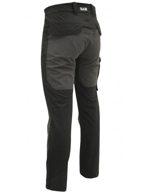 Tech pants SLAM black colour