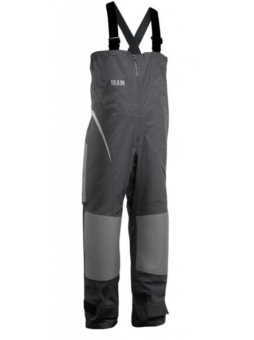 Pantalones de tripulación barco SLAM Force 1 Bibs color acero