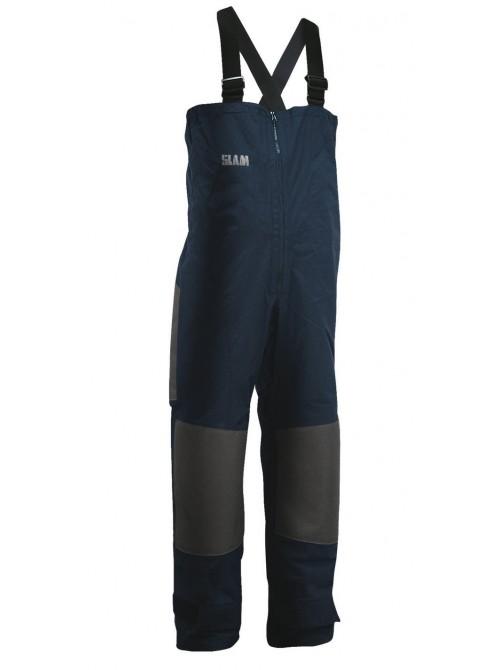 Pantalones de tripulación barco SLAM Force 1 Bibs color azul marino