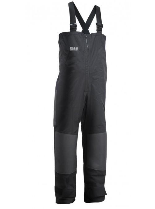 Pants crew boat SLAM Force 1 Bibs black colour