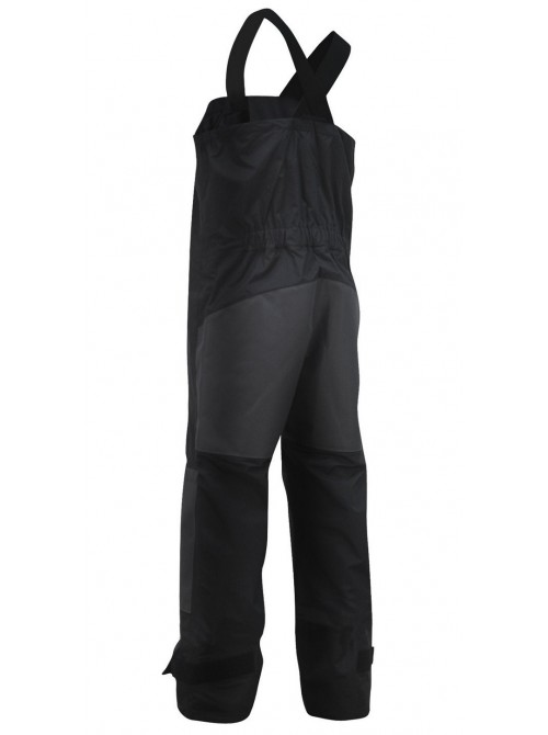 Pants crew boat SLAM Force 1 Bibs black colour