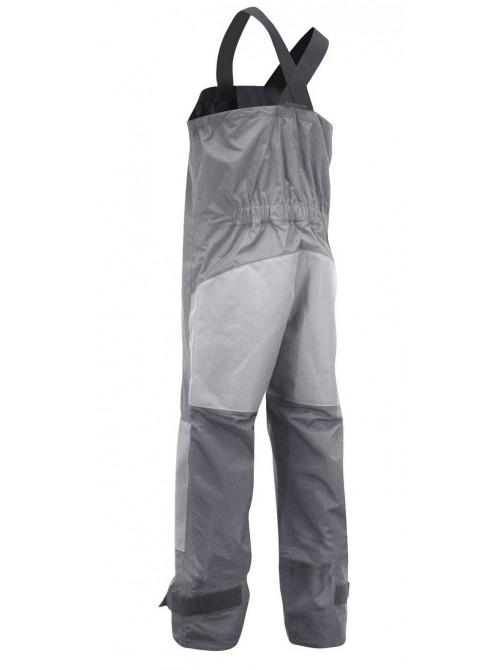 Pantalones de tripulación barco SLAM Force 1 Bibs color gris