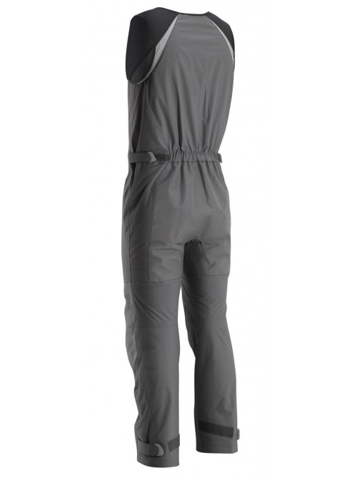 Crew boat SLAM trousers Force 2 Long John steel colour
