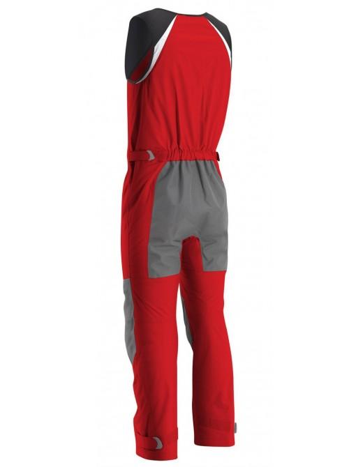 Pantalons tripulació vaixell SLAM Force 2 Long John color vermell