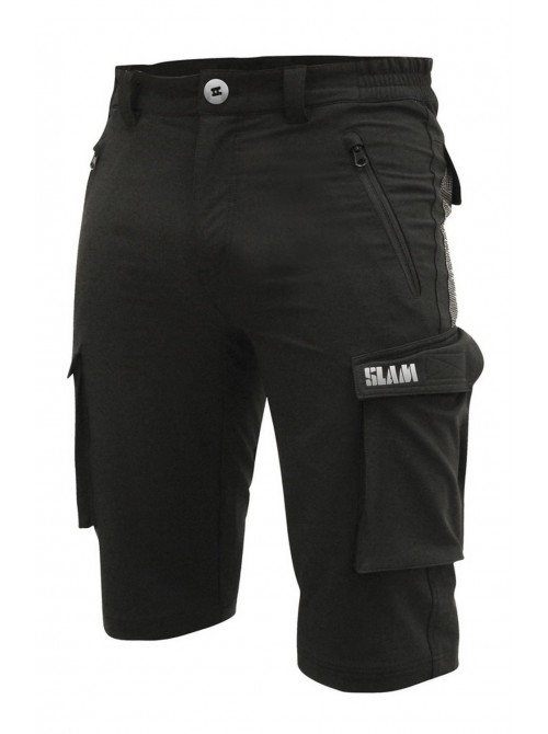 Tech shorts SLAM black colour
