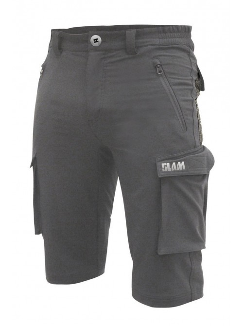 Tech shorts SLAM steel colour