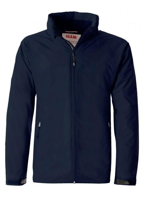 Man Jacket SLAM Portofino SJ navy colour